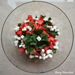 Watermelon salad 7